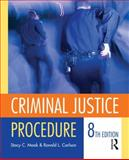 Criminal Justice Procedure, Carlson, Ronald L. and Moak, Stacy C., 1455730483