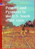 Poverty and Progress in the U. S. South since 1920, , 9086590489