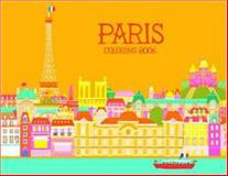 Paris Coloring Book, , 1623260485