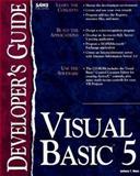 Visual Basic 5 Developer's Guide, Mann, Anthony T., 0672310481