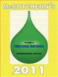 McCutcheon's 2011 Functional Material : International Edition, Ethan Allured, 1933430486