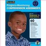Grades K-2 Progress-Monitoring Comprehension Assessments : Book with CD-ROM, Newmark Learning, 1607190486