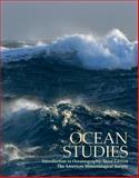 Ocean Studies, Joseph M. Moran, 1878220489