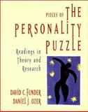 Pieces of the Personality Puzzle : Readings in Theory and Research, Funder, David C. and Ozer, Daniel J., 0393970485