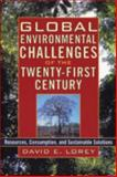 Global Environmental Challenges of the Twenty-First Century, , 0842050485