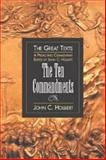 The Ten Commandments, John C. Holbert, 0687090482