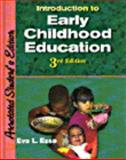 Introduction to Early Childhood Education 9780766800489