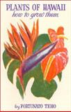 Plants of Hawaii, Fortunato Teho, 091218048X