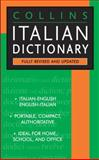 Collins Italian Dictionary, HarperCollins UK Staff and HarperCollins Publishers Ltd. Staff, 0061260495
