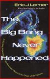 The Big Bang Never Happened, Eric Lerner, 067974049X