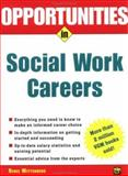 Opportunities in Social Work Careers, Wittenberg, Renee, 0071390499