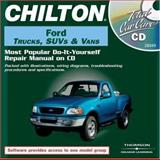 Ford Trucks, SUVs and Vans, 1986-2000, Chilton Automotive Editorial Staff, 1401880495