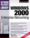 Windows 2000 Enterprise Networking, Velte, Toby J., 0072120495