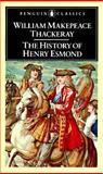 The History of Henry Esmond, William Makepeace Thackeray, 0140430490