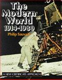 The Modern World, 1914-1980, Sauvain, Philip, 0748700498