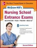 McGraw-Hills Nursing School Entrance Exams, Evangelist, Thomas and Orr, Tamra, 0071810498