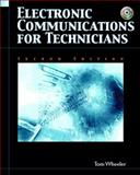 Electronic Communications for Technicians, Wheeler, Tom, 0131130498