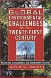 Global Environmental Challenges of the Twenty-First Century, , 0842050493