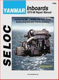 Yanmar Inboards, 1975-98, NP-Chilton Editors and Seloc Publications Staff, 0893300497
