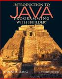 Introduction to Java Programming with JBuilder, Liang, Y. Daniel, 0131430491
