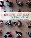 Research Methods in Psychology : Investigating Human Behavior, Schutt, Russell K. and Nestor, Paul, 1412960495