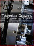 Technical Drawing with Engineering Graphics, Giesecke, Frederick E. and Hill, Ivan L., 0135090490