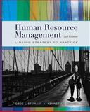 Human Resource Management, Stewart, Greg L. and Brown, Kenneth G., 0470530499