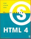 Short Order HTML 4, Holzschlag, Molly E., 0789720493