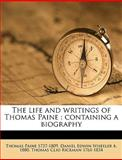 The Life and Writings of Thomas Paine, Thomas Paine and Daniel Edwin Wheeler, 1149450495