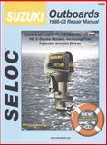 Suzuki Outboards, 1988-03, Seloc Publications Staff, 0893300500