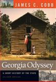 Georgia Odyssey, James C. Cobb, 0820330507