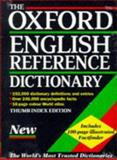The Oxford English Reference Dictionary, Pearsall, Judy, 019860050X