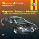 Nissan Altima Automotive Repair Manual, Max Haynes, 1620920506