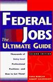 Federal Jobs, Robert Goldenkoff and Dana Goldenkoff, 0028610504