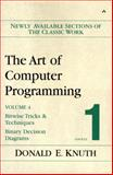 The Art of Computer Programming Vol. 4, No. 1 : Bitwise Tricks and Techniques - Binary Decision Diagrams, Knuth, Donald E., 0321580508