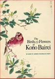 Japanese Woodblock Bird Prints, Kono Bairei and Numata Kashu, 0486470504