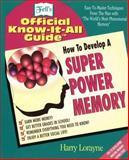 Super Power Memory, Harry Lorayne, 0883910500