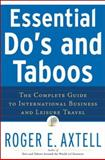 Essential Do's and Taboos, Roger E. Axtell, 0471740500