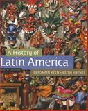 A History of Latin America, Keen, Benjamin and Haynes, Keith, 1133050506