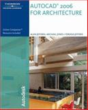 AutoCAD 2006 for Architecture, Jefferis, Alan and Jones, Mike, 1418020508