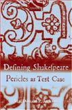 Defining Shakespeare 9780199260508