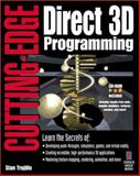 Cutting Edge Direct 3D Programming, Trujillo, Stan, 1576100502