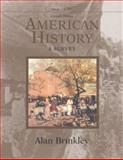 American History Vol. 1 9780072490510