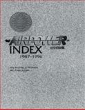Airpower Journal Index, 1987-1996, Michael Petersen and Pamela Lang, 1478380519