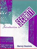 Introduction to Security, Burstein, Harvey, 0130570516