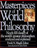 Masterpieces of World Philosophy, Frank N. Magill, 0062700510