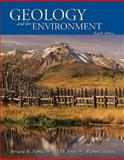 Geology and the Environment, Pipkin, Bernard W. and Trent, Dee D., 0534490514