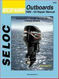 Mercury/Mariner Outboard All Engines 1990-2000, Seloc Publications Staff, 0893300519