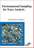 Environmental Sampling for Trace Analysis, Markert, Bernd, 3527300511