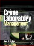 Crime Laboratory Management, St. Clair, Jami J., 0126640513